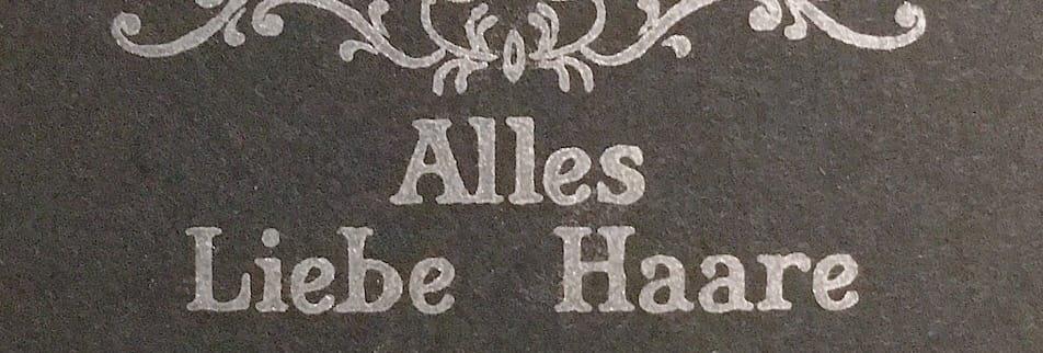 ヘナカラーリング|奈良県五條市美容室/Alles Liebe Haare〜アレス リーベ ハーレ〜